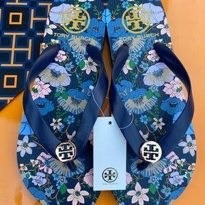 Tory Burch Flip Flop Thong Flat Sandal PVC/EVA